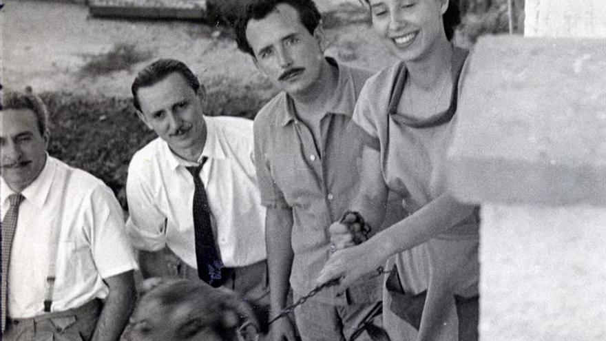 El Buero Vallejo más humano sale a la luz en sus cartas a Vicente Soto