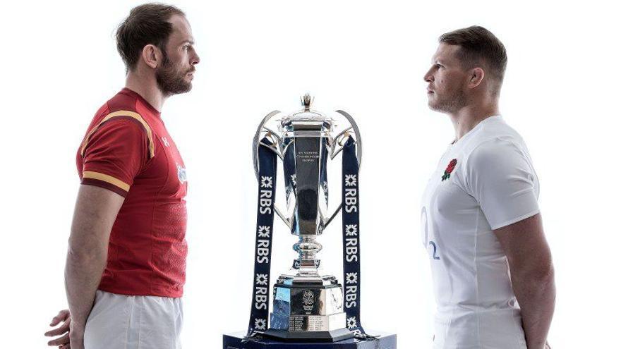 Gales e Inglaterra vuelven a ser protagonistas de la cita.