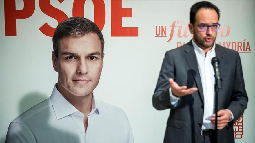 Hernando: coalición de Iglesias debe explicar si volverá a frenar el cambio