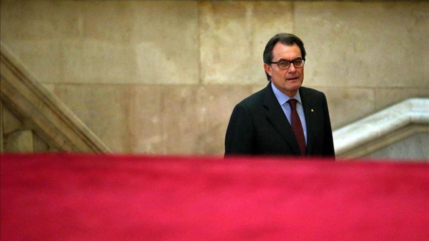 """Artur Mas dice que el derecho a decidir """"no tiene nada que ver con el nacionalismo"""""""