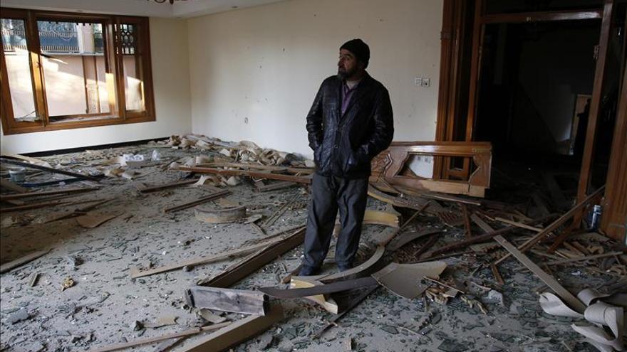 Se elevan a doce los muertos en el ataque a la embajada española en Kabul