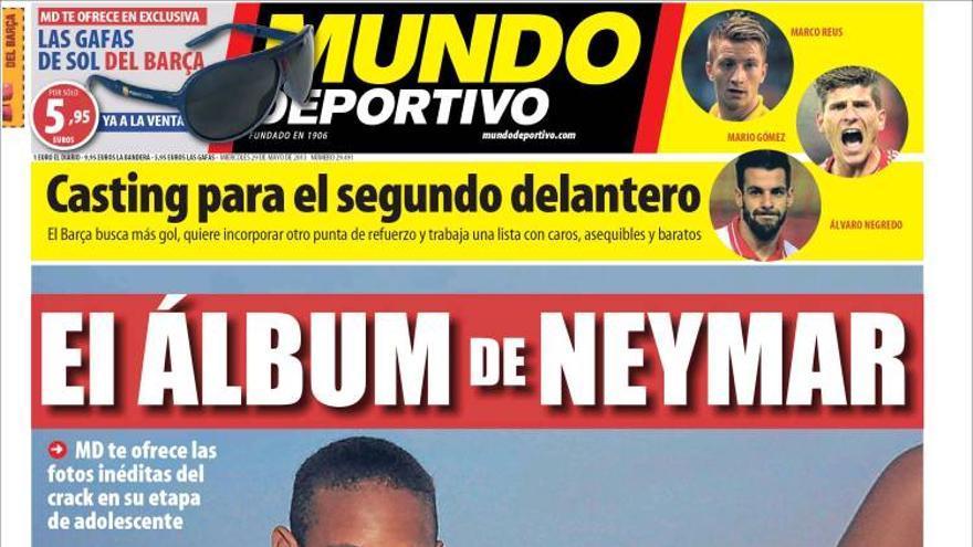 Álbum: las portadas del día (29/05/2013) #3