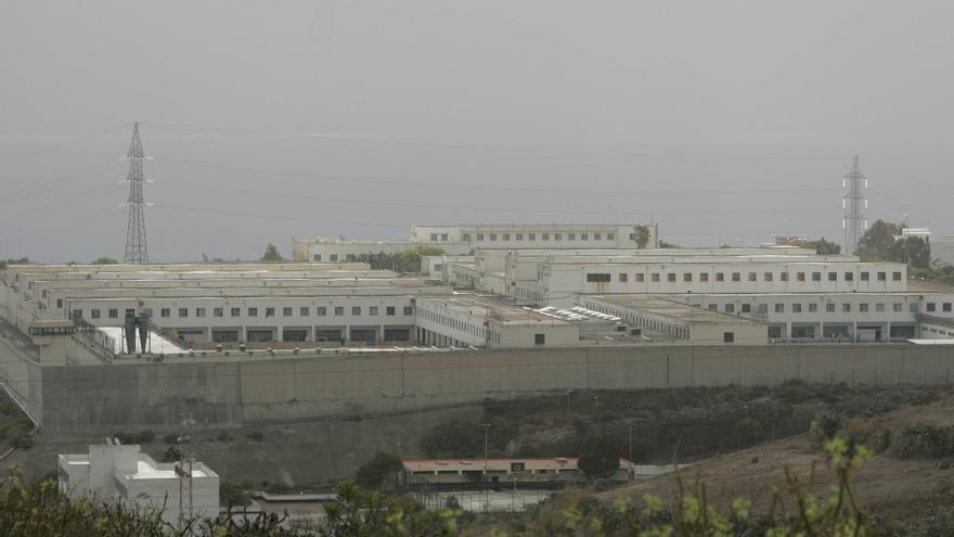 Prisión salto del Negro. Gran Canaria