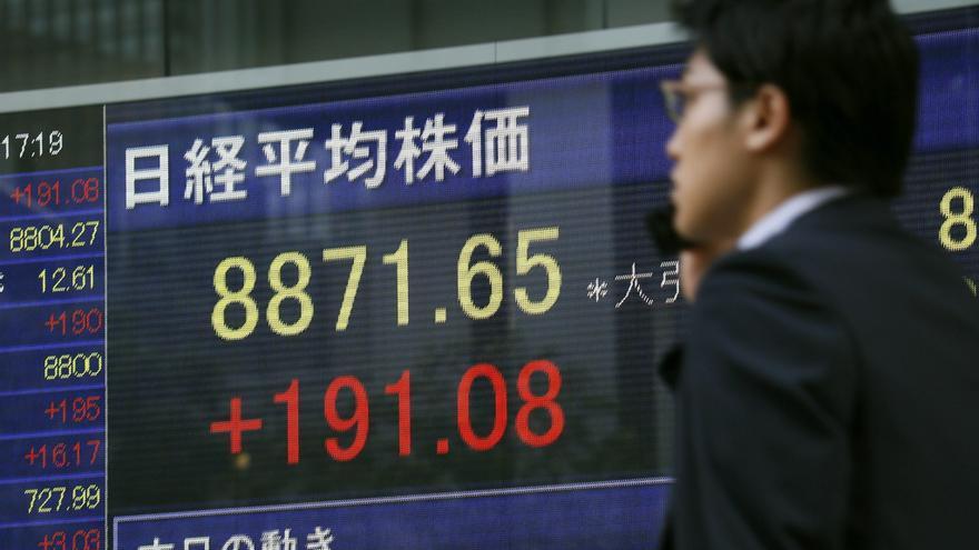 El Nikkei sube un 1,14 por ciento hasta las 9.097,92 unidades