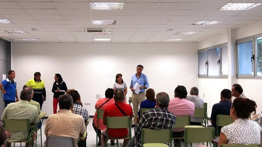 Los desempleados seleccionados por el programa de Corporaciones Locales.