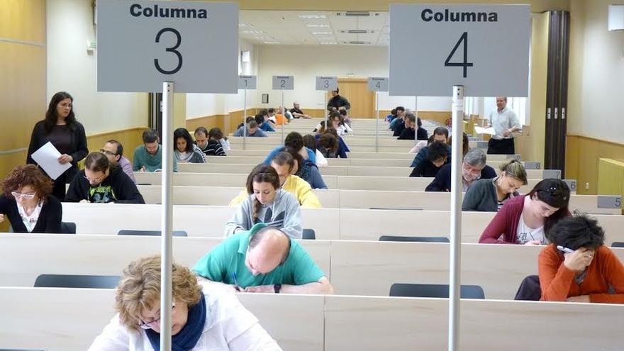 Más de 4.000 estudiantes están convocados a los exámenes de septiembre de la UNED de Pamplona
