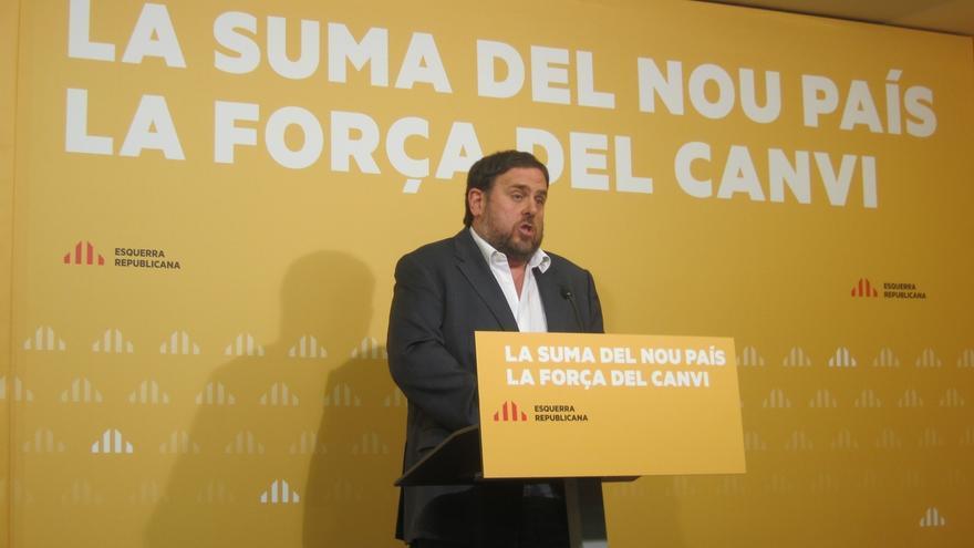 Junqueras propone que los delitos de corrupción política no prescriban