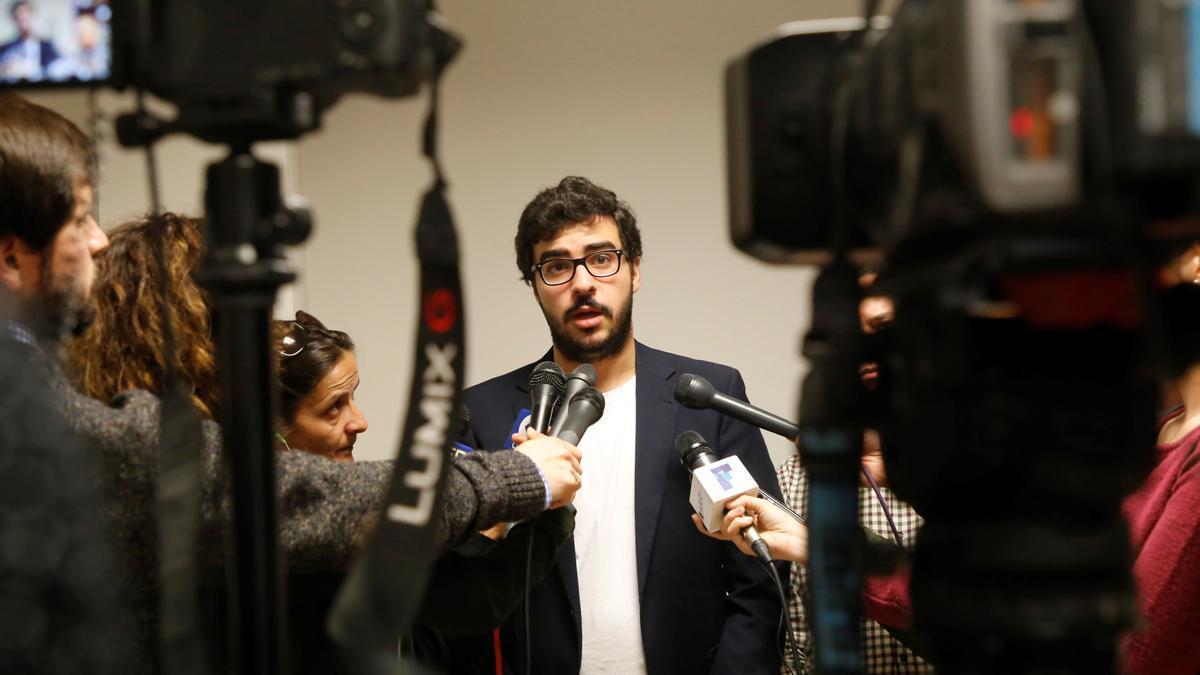 El consejero de Economía y Políticas Sociales, Mohamed Mohamed Mohand. EFE/Francisco García/Archivo