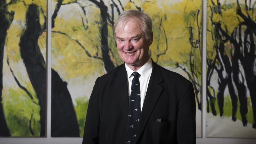 Nils Bergman, médico y especialista en neurociencia perinatal.