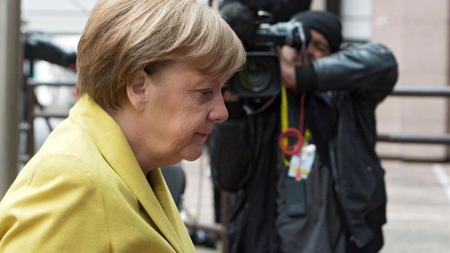 "La CDU de Merkel pide ""proteger"" a cristianos en albergues de refugiados"