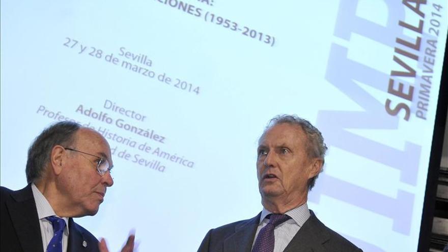 Morenés dice que el despliegue en las bases americanas responde a riesgos ciertos