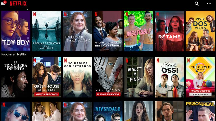 Netflix garantiza el estreno de sus próximas series pese a la crisis del coronavirus