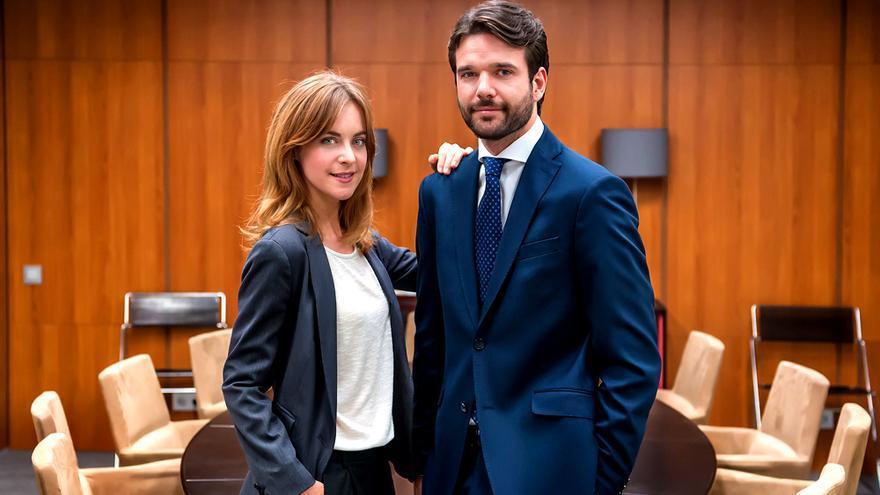 Alba Ribas y Jon Aries en 'Derecho a soñar'
