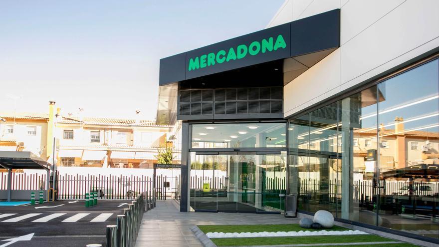 El supermercado que Mercadona ha abierto en Puerto de Sagunto