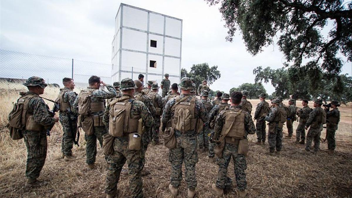 Soldados del Ejército de Tierra.