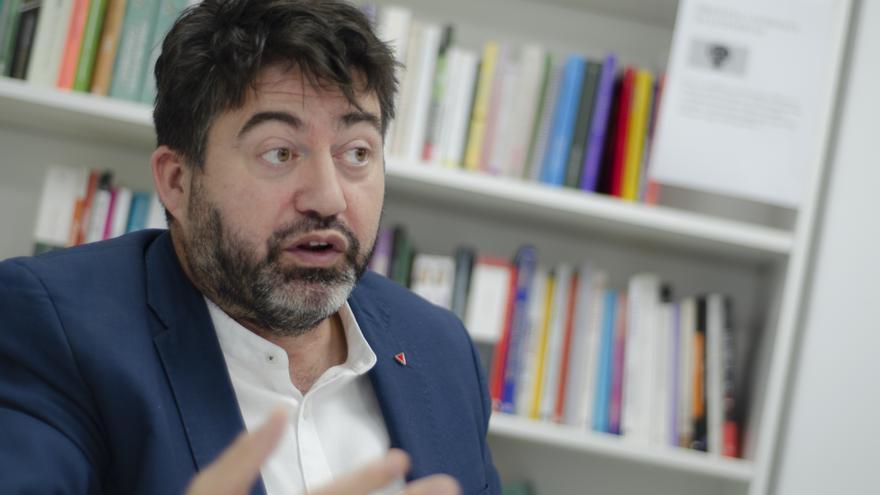 El exconcejal del Ayuntamiento de Madrid, Carlos Sánchez Mato