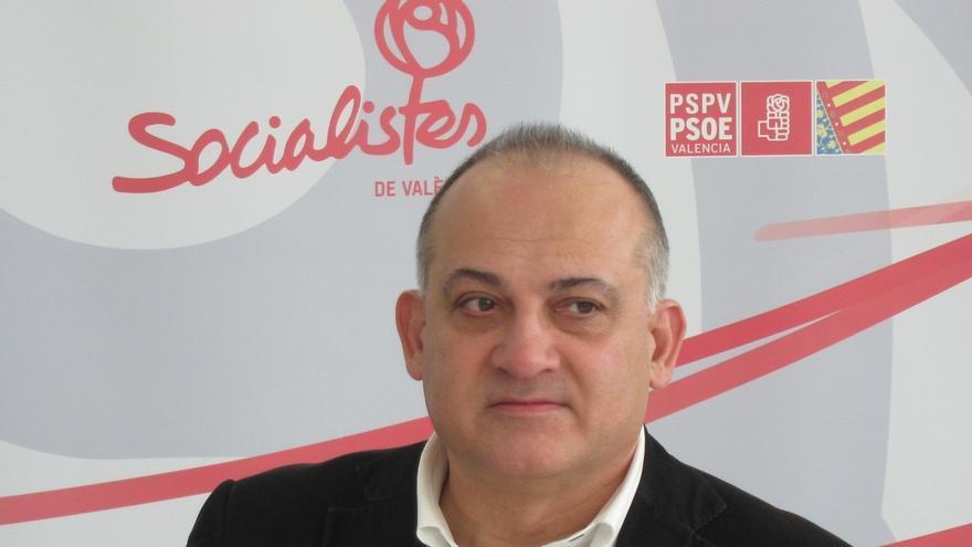 """Calabuig (PSOE): """"Los casos de corrupción y el despilfarro son la marca de gobierno de Barberá y el PP"""""""