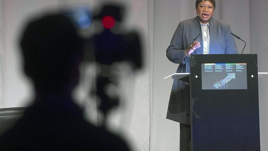 La CPI recuerda al Gobierno libio que tiene que entregar al hijo de Gadafi