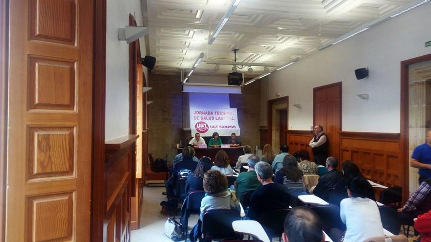 UGT pide un plan para detectar enfermedades profesionales en los centros de salud como en Navarra