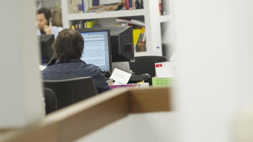 La afiliación a la Seguridad Social en Euskadi se incrementa en marzo en 4.663 trabajadores