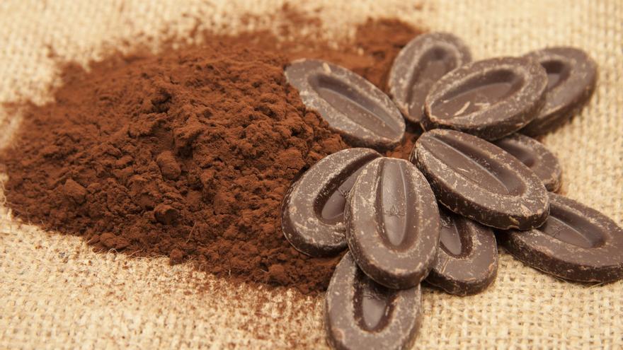 Chocolates de El Granel de Corredera, Malasaña.