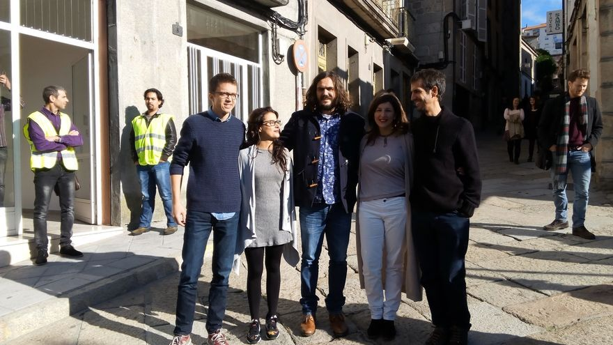 """Errejón cree que Rajoy tendría que """"pedir cuentas"""" a Baltar, quien """"debería estar fuera de cualquier partido político"""""""