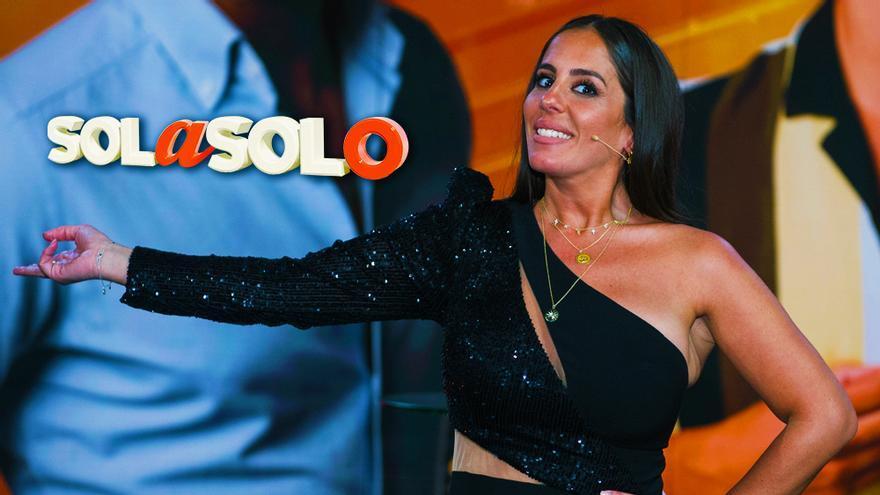 Anabel Pantoja será la primera famosa en estar 'Sola' en Mitele Plus