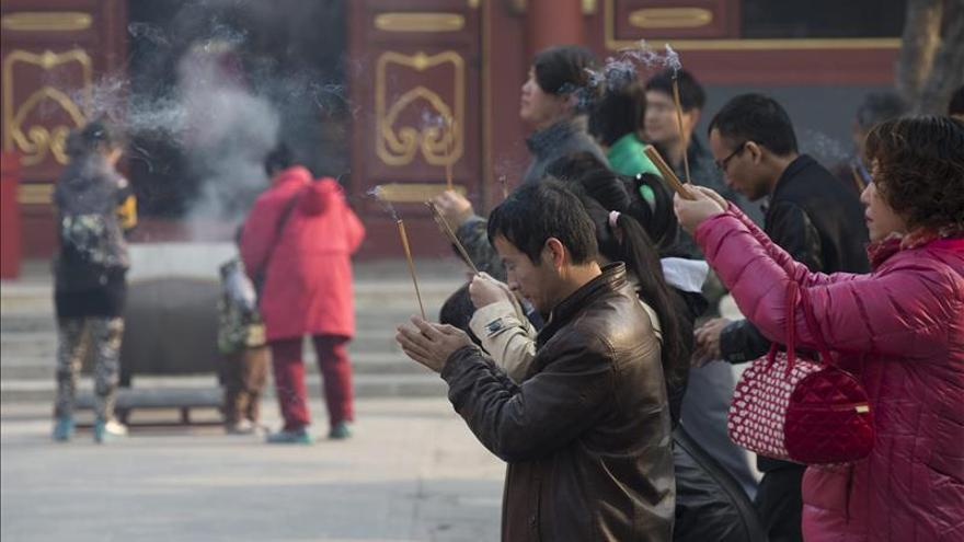 El PCCh expulsará a sus miembros en la ciudad de Wenzhou si son religiosos
