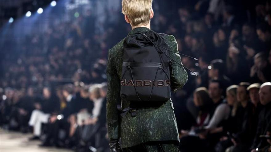 Dior Homme, canto a una moda para hombres atrevidos