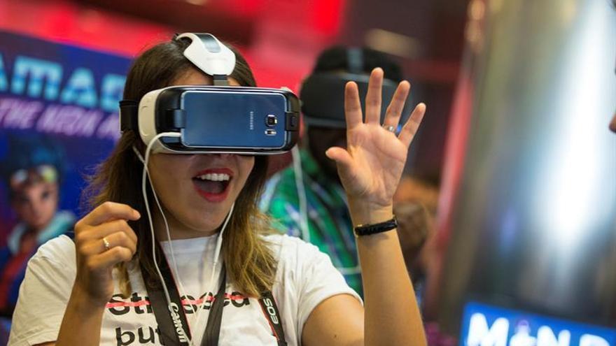 El Gamelab Barcelona premia al diseñador de videojuegos Richard Garriott