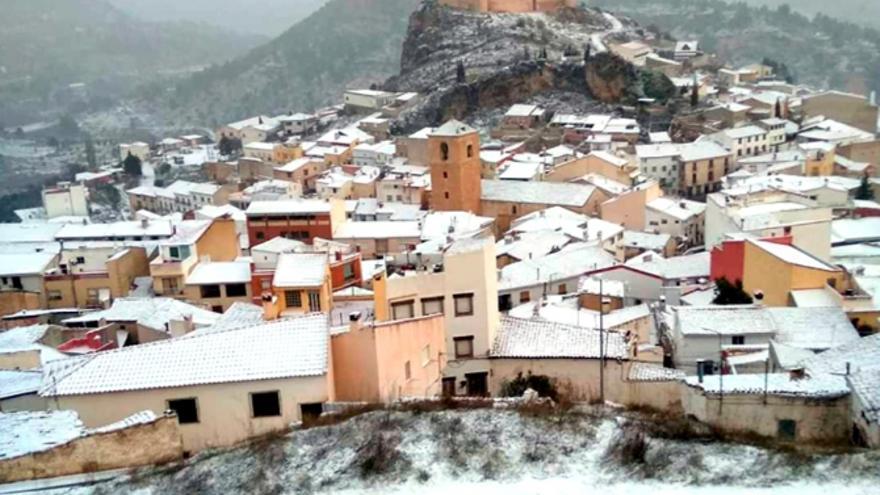 Albacete declara la pre-emergencia por las nevadas