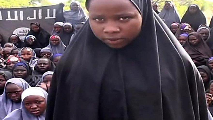 Boko Haram libera a 88 de las 276 niñas secuestradas en 2014.