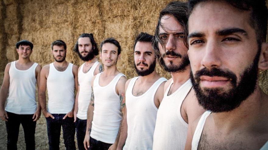 El septeto burgalés La M.O.D.A. presentará en directo su último disco. | Alex Rademakers
