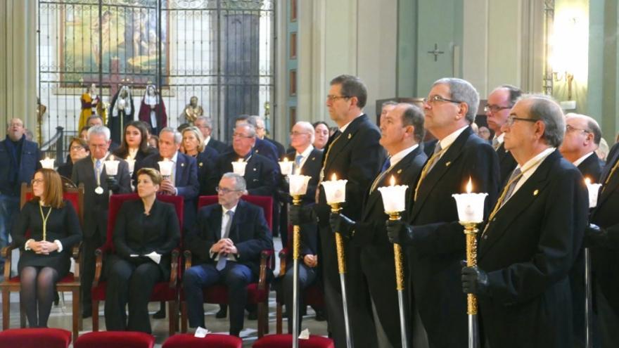 El Gobierno Regional gasta más de 5.000 euros en restaurar un sudario