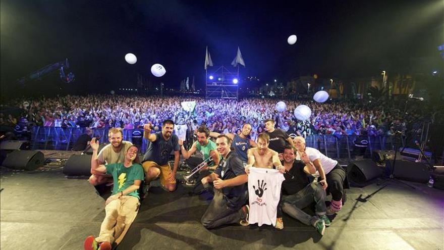 Womad Fuerteventura reúne unas 25.000 personas en su primera edición