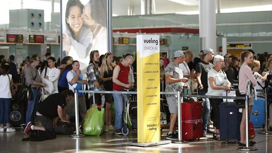 El gobierno balear expedienta a Vueling por los retrasos y cancelaciones