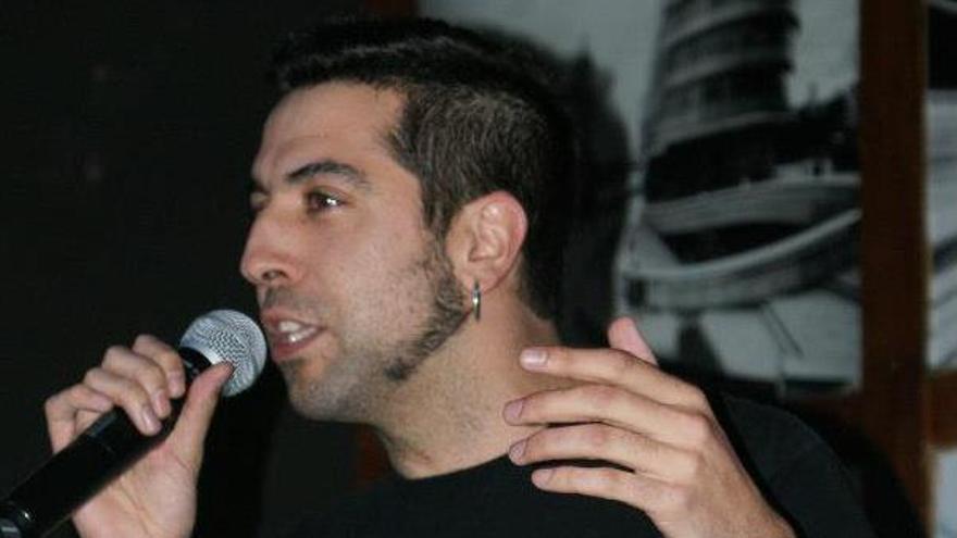 Daniel Modro, poetry slam Toledo