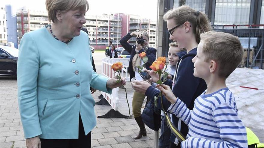 La xenofobia enturbia el balance de la reunificación alemana