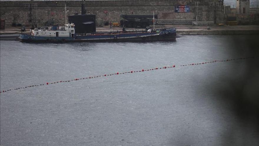 "Llega a Gibraltar el submarino nuclear ""Astute"""