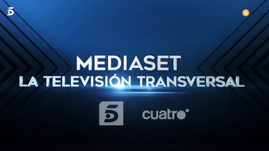 El vídeo promocional de Mediaset para el 2020