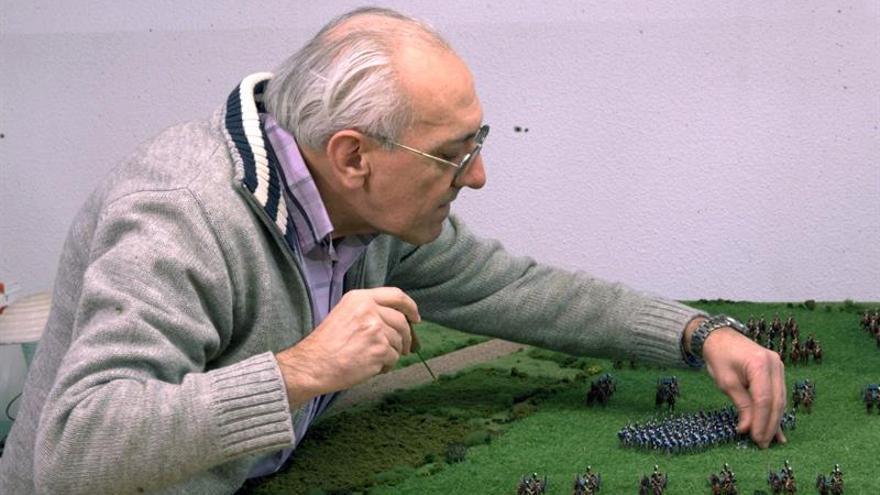 Una maqueta de 8.064 piezas revivirá Waterloo, la última batalla de Napoleón