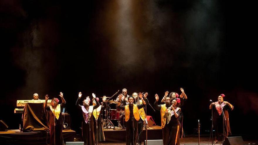 El Harlem Gospel Choir aterriza en Barcelona con un tributo a Beyoncé