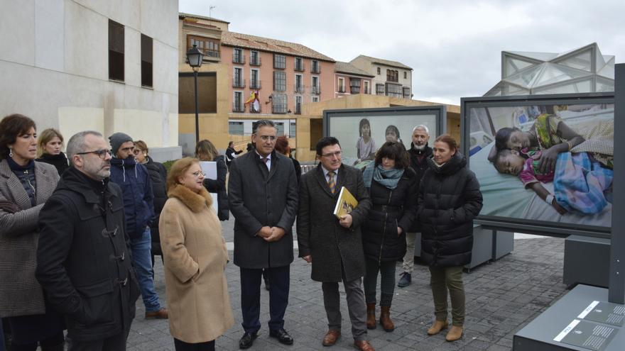 Inauguración de la exposición / Ayuntamiento de Toledo
