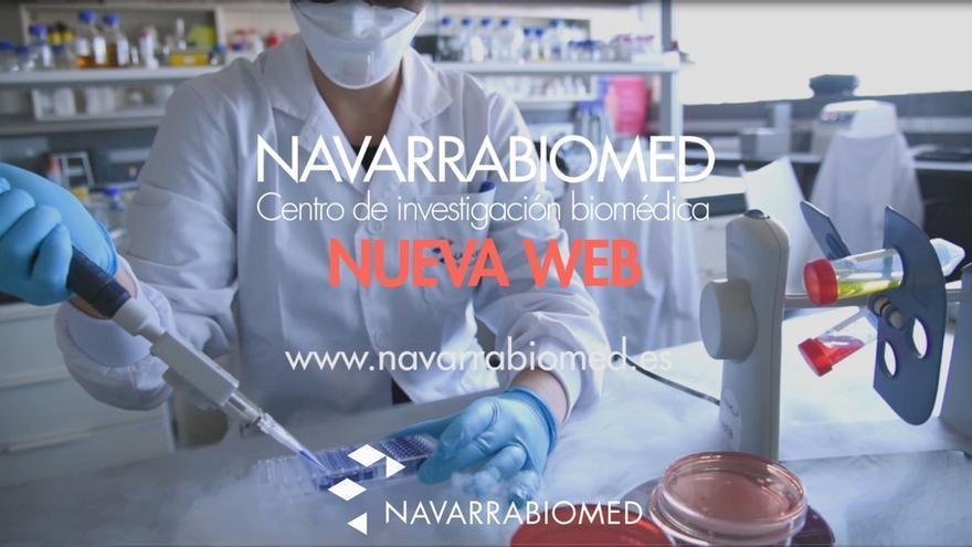 Navarrabiomed lanza una nueva web corporativa para acercar la investigación biomédica pública a la sociedad navarra