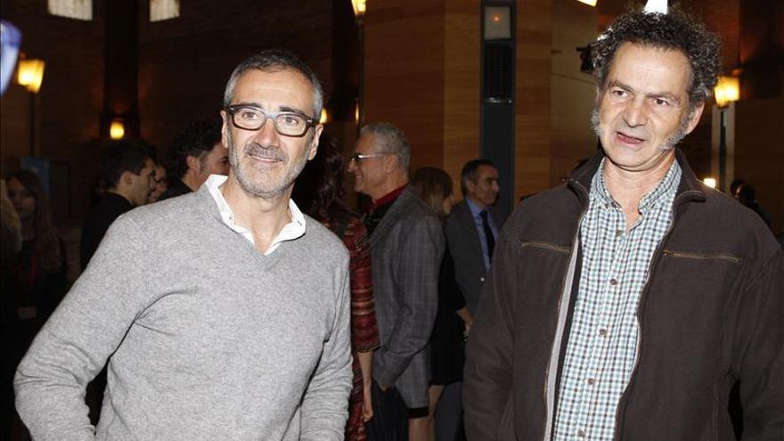 Javier Fesser, Daniel Monzón y Ricardo Gómez, premiados en el Festival de Cine de Zaragoza