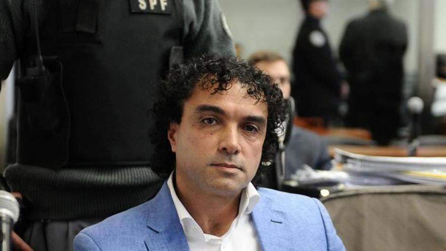 """Argentina aprueba la extradición a EE.UU. del narco colombiano, alias """"Mi Sangre"""""""