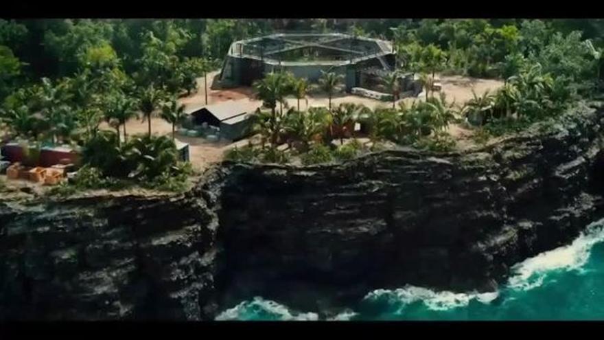 El excitante trailer de 'Jurassic World', que llega a los cines de España