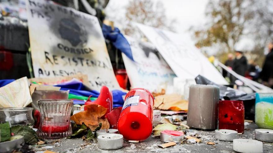 Inculpados 2 hombres por su implicación en los ataques de noviembre en París