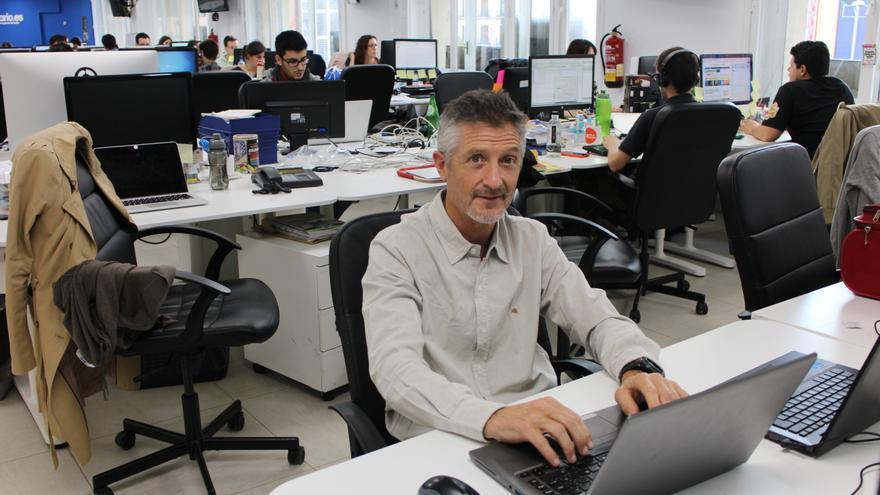 Fernando Valladares, profesor de investigación en el CSIC