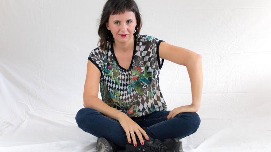 La escritora y periodista Melisa Tuya